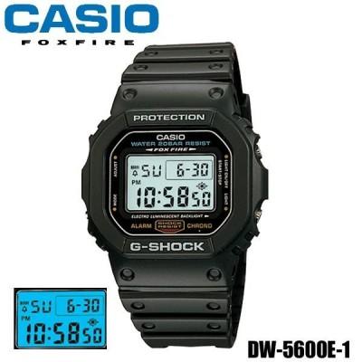 カシオ Gショック 腕時計W-5600E-1