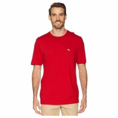 トミー バハマ Tommy Bahama メンズ Tシャツ トップス New Bali Skyline T-Shirt Regal Red