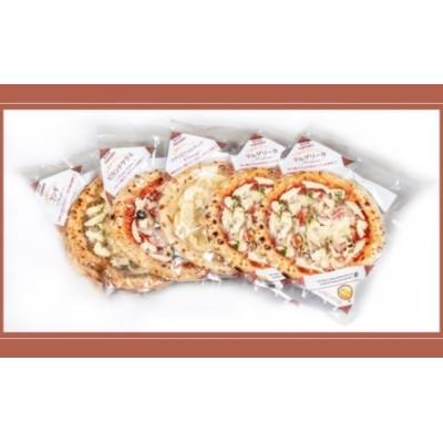本格石釜焼き冷凍Pizza(冷凍)5枚セット【配送不可:離島】