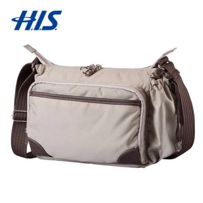 HIS バッグ レレバート トラベルショルダーバッグ | 街歩きバッグ | Relevart | ベージュ ID:99700473
