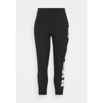 ナイキ レディース レギンス ボトムス Leggings - Trousers - black black