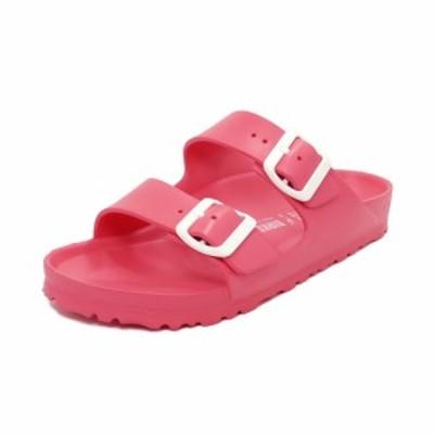 サンダル ビルケンシュトック BIRKENSTOCK アリゾナEVA コーラル 幅狭 レディース シューズ 靴 19SS