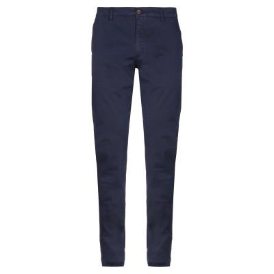 メゾン クロシャード MAISON CLOCHARD パンツ ブルー 30 コットン 98% / ポリウレタン 2% パンツ