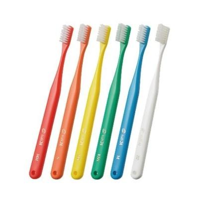 オーラルケア タフト 24 歯ブラシ スーパーソフト 1本 (ホワイト)