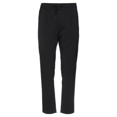 クルーナ CRUNA パンツ ブラック 52 ポリエステル 53% / バージンウール 43% / ポリウレタン 4% パンツ