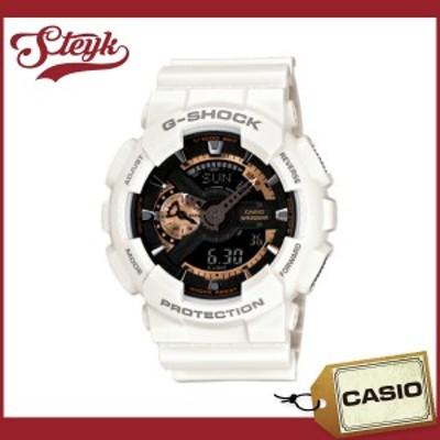 CASIO カシオ 腕時計 G-SHOCK ジーショック アナデジ  GA-110RG-7 メンズ