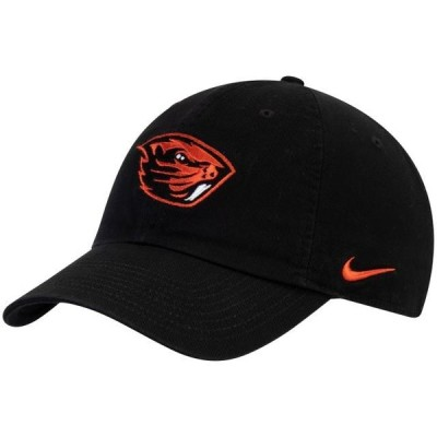 ユニセックス スポーツリーグ アメリカ大学スポーツ Oregon State Beavers Nike Heritage 86 Team Logo Performance Adjustable Hat -