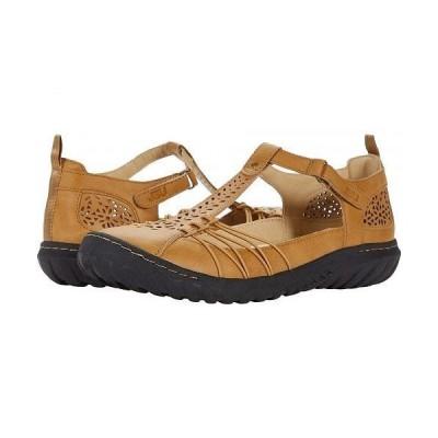 JBU ジェービーユー レディース 女性用 シューズ 靴 サンダル Sahara - Tan
