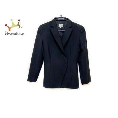 アルマーニコレッツォーニ ARMANICOLLEZIONI ジャケット サイズ38 S レディース - 訳あり 黒 新着 20210128