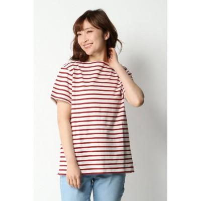 【イッカ/ikka】 OGボーダーTシャツ