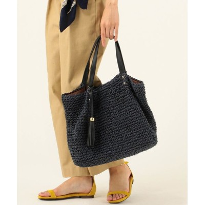 SHIPS for women / 【WEB限定】SHIPS any:コマアミトート◇ WOMEN バッグ > トートバッグ
