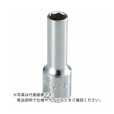 TONE ディープソケットハンガータイプ 差込角9.5mm 対辺寸法14mm (3S-14LHP) TONE(株) (メーカー取寄)