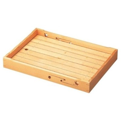 木製尺7 白木春秋盛器