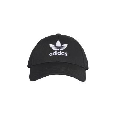 (adidas Originals/アディダス オリジナルス)TREFOIL CLASSIC BASEBALL CAP/ユニセックス ブラック
