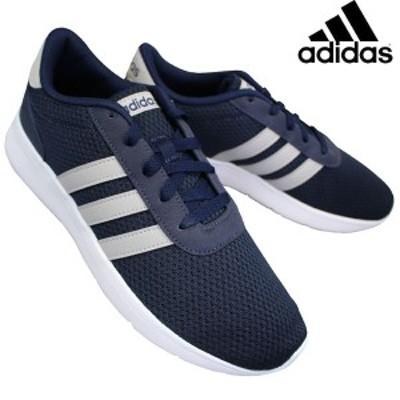 アディダス adidas BB9775 ライトアディレーサー M カレッジネイビー LITE ADIRACER M メンズ シューズ スニーカー 靴 紐靴 ランニングシ