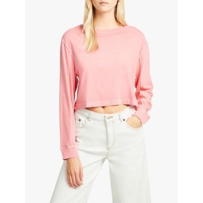 フレンチコネクション ニット&セーター レディース アウター French Connection Zinnina Cropped Sweatshirt