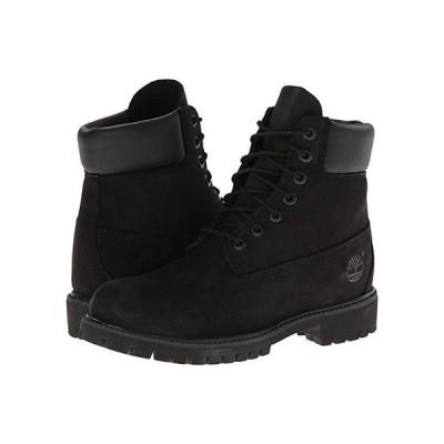 """ティンバーランド 6"""""""" Premium Waterproof Boot メンズ ブーツ Black Nubuck"""