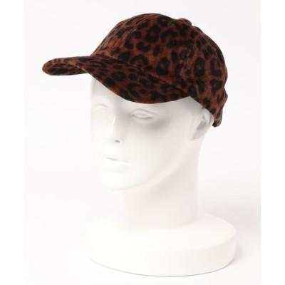 ikka LOUNGE / CR スムースキャップ WOMEN 帽子 > ハット