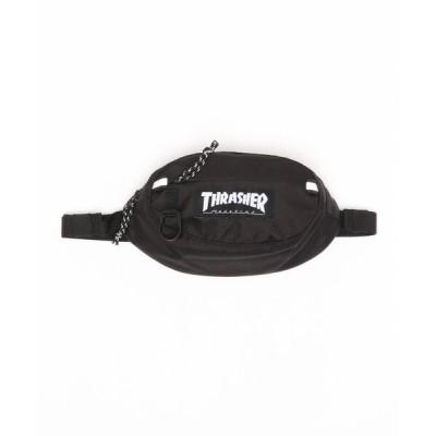 THRASHER by RIFFLEPAGE / HOMETOWN WAIST BAG S/スラッシャーバッグパックリュックサック MEN バッグ > ボディバッグ/ウエストポーチ