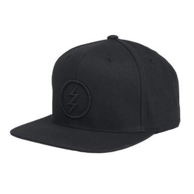ELECTRIC エレクトリック メンズ スナップバックキャップ 帽子 ED5541706 Volt Snap Hat [BBB]