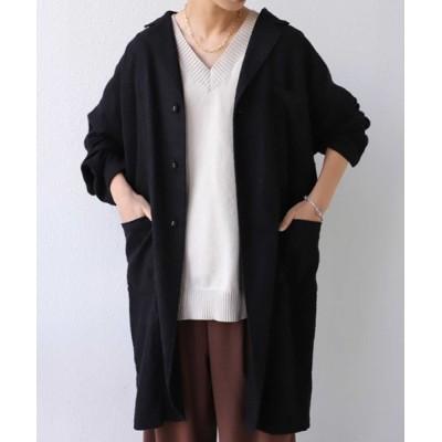 antiqua / ロングジャケット 極上風合いに惚れ。大人っぽさ増す、ロングジャケット。 WOMEN ジャケット/アウター > テーラードジャケット