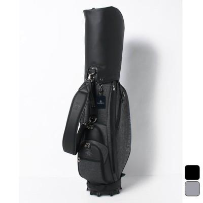 マンシング ウエア Munsingwear メンズ ゴルフ バッグ キャディバッグ (9.5型・4.7インチ対応・大口径) MQBRJJ03