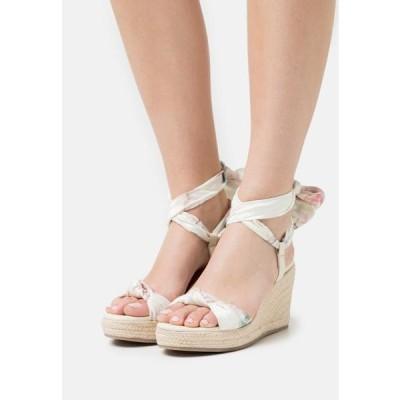 テッドベーカー レディース 靴 シューズ KELISAN - Platform sandals - light pink