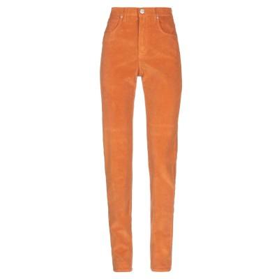 P_JEAN パンツ 赤茶色 27 コットン 97% / ポリウレタン 3% パンツ