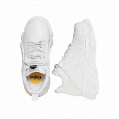 バッファロー Buffalo レディース ブーツ シューズ・靴 - CLD Corin White white