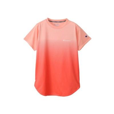 チャンピオン(CHAMPION) ショートスリーブTシャツ CW-TS313 925 半袖 母の日 (レディース)