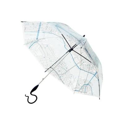 【サエラ】 エバーイオン アンブレラマップ ニューヨーク レディース 015 親骨60cm Caetla