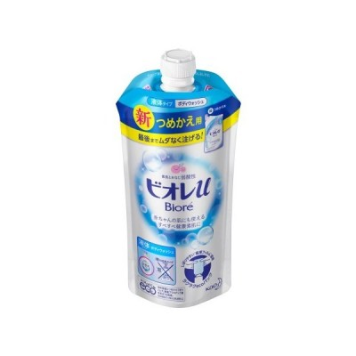 花王 ビオレu 詰め替え 340ml/ ビオレu ボディソープ (毎)