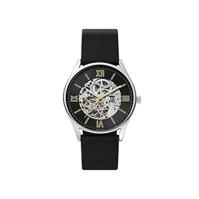 [スカーゲン] 自動巻き腕時計 HOLST SKW6735 メンズ ブラック