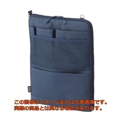 リヒト A4バッグインバッグ(タテ型) ネイビー A768311