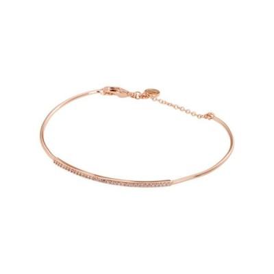 ブレスレット ゴリアナ Gorjana Shimmer Bar Rose Gold Bracelet 14720402R