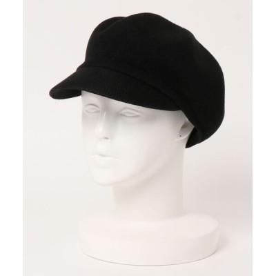 polcadot / 立体サーモキャスケット WOMEN 帽子 > キャスケット