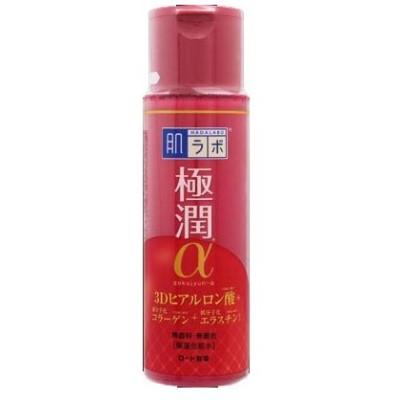 肌ラボ 極潤α ハリ化粧水 170ml ロート製薬【RH】