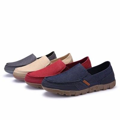 限定セール キャンバスシューズ スニーカー メンズ  ローカット 歩きやすい 夏 サマー メンズ靴  セール  新作 メンズスリッポン シンプル 安いスニーカー