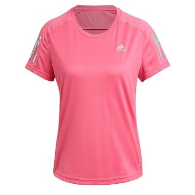 アディダスランニングオウン ザ ラン 半袖Tシャツ IPF44-H30045ピンク