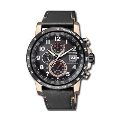 シチズン 逆輸入/CITIZEN/海外限定モデル/メンズ腕時計/AT8126-02E/エコドライブ/ブラックラバーベルト