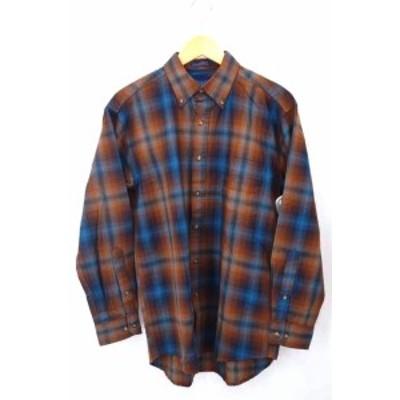 ペンドルトン PENDLETON シャツ サイズJPN:M メンズ 【中古】【ブランド古着バズストア】