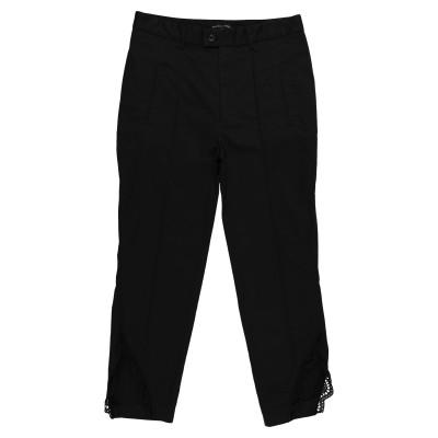 MARISSA WEBB パンツ ブラック 0 コットン 97% / ポリウレタン 3% パンツ