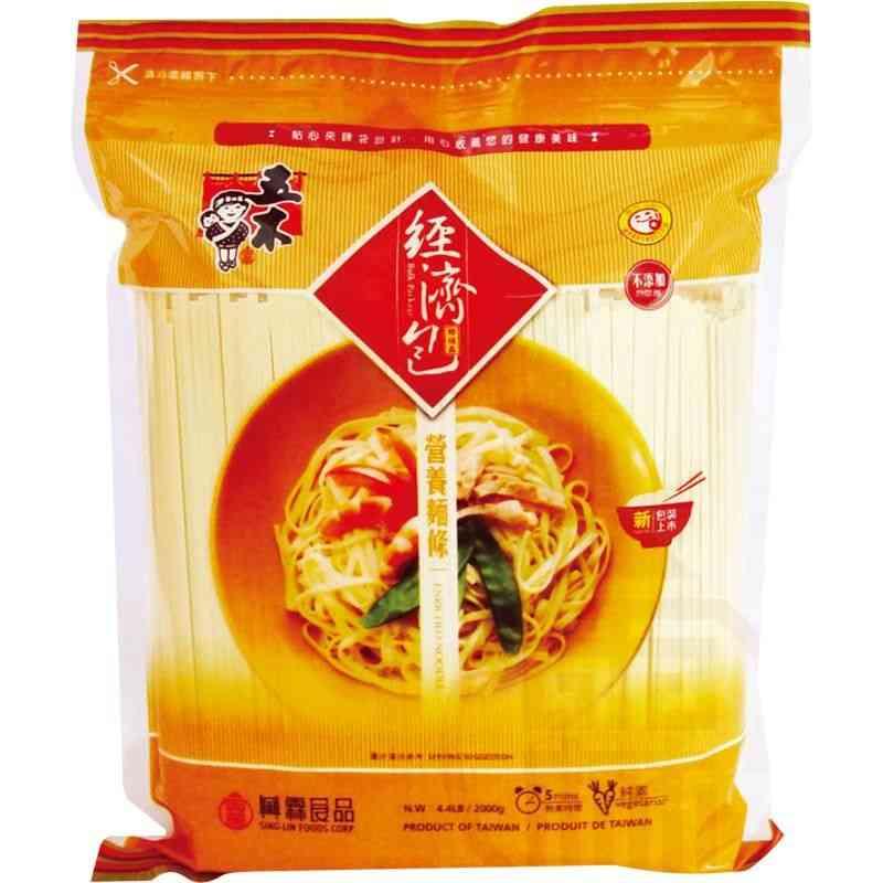 五木特級營養麵條經濟包 2000g