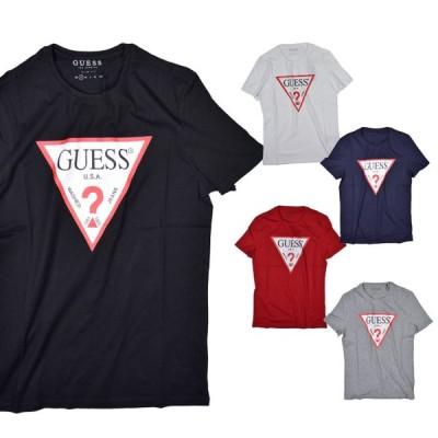 ゲス GUESS Tシャツ 半袖 クルーネック オリジナル ロゴ ティーORIGINAL LOGO TEE M91I29I3Z00