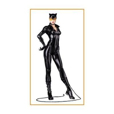 Kotobukiya DC Comics New 52 Version Catwoman ArtFX+ Statue_並行輸入品
