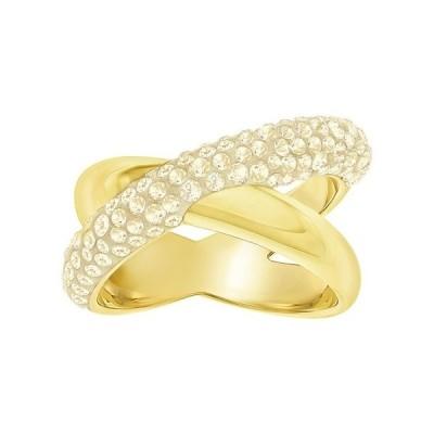 スワロフスキー Swarovski 『Crystaldust Cross リング』 指輪 5364796