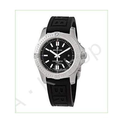 Breitling Chronomat Colt Black Dial Men's Watch A1738810/BG81-153S--並行輸入品--