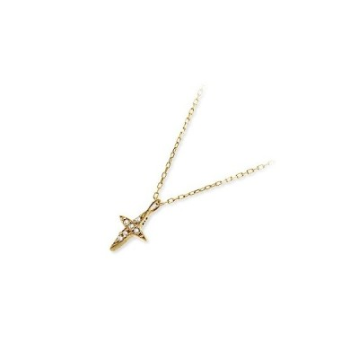 vie ゴールド ネックレス ダイヤモンド 彼女 プレゼント ヴィー 誕生日 送料無料 レディース