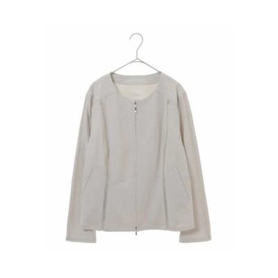 HIROKO BIS GRANDE / 【洗濯機で洗える】シェルタリングドライオックスジャケット