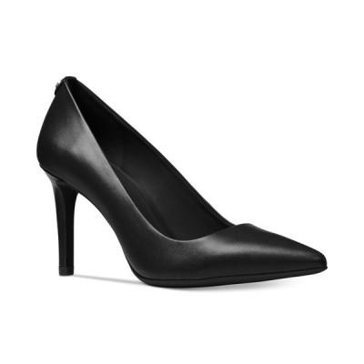 マイケル コース Michael Kors レディース パンプス シューズ・靴 Dorothy Flex Pumps Black Leather